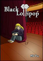 Cover: Black Lollipop
