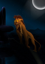 Cover: Der König der Löwen