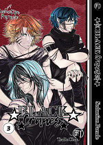 Cover: BLACK Cranes Band 3