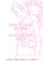 Cover: Days to keep in mind