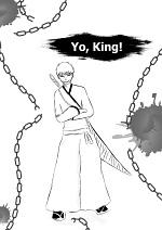 Cover: Yo, King
