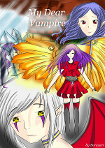 Cover: My Dear Vampire 2