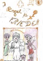 Cover: 3 Engel für FRIEDEN - Band 1