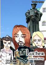 Cover: Luther - Another Story