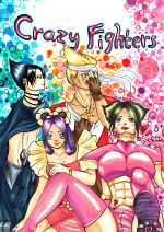 Cover: Crazy Fighters