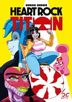 Cover: Heart Rock Titan