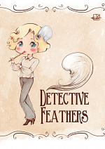Cover: Detective Feathers