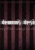Cover: A demon's desire