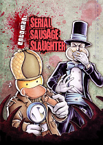 Cover: Entoman: Serial Sausage Slaughter