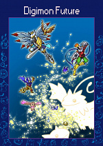 Cover: Digimon Future (Reboot)