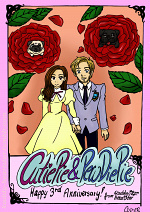 Cover: CutiePie and PewDiePie - 3rd Annniversary
