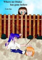 Cover: Where no Otaku has gone before ... Trek 1