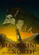 Cover: Bloodline of the North (alte Version)