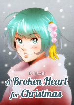 Cover: A Broken Heart for Christmas