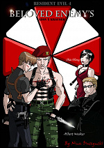 Cover: Beloved Enemy's