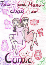 Cover: Tani- und Manu-chan der Comic