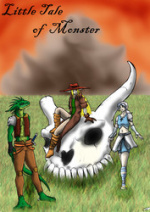 Cover: Little tale of Monster