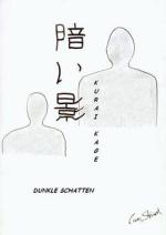Cover: Kurai Kage - Dunkle Schatten (Comic Campus 2005)