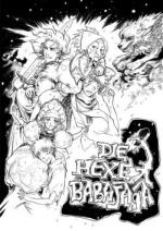 Cover: [Schwarzer Turm präsentiert] Die Hexe Babajaga