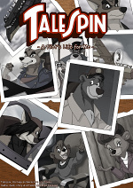 Cover: TaleSpin - A Pilot's Life for Me