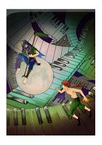 Cover: Kagami no Mahou