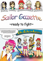 Cover: Sailor Gazette ~ready to fight~