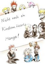 Cover: Nicht noch ein Kingdom Hearts Manga
