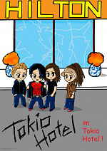 Cover: Tokio Hotel im Tokio Hotel