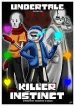 Cover: Undertale - Killer Instinct