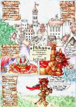 Cover: Chibi Dragon Hunter Mihao