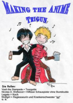 Cover: Making of Trigun