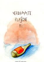 Cover: [Wettbewerb: Manga Magie X] Verdammte Flasche!!