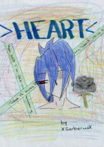 Cover: >HEART<