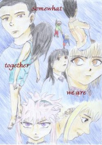 Cover: Somewhat together... we are