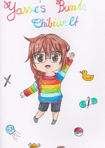 Cover: Yassie´s bunte Chibiwelt