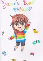 Cover: Yassie´s bunte Chibiwelt
