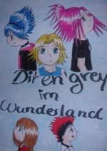 Cover: Dir en grey im Wunderland^^