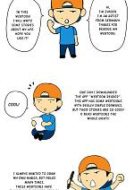 Cover: Webtoon - 2Vader's Way
