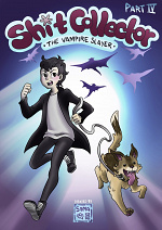 Cover: Sh*t Collector - The Vampire Slayer