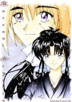 Cover: Rurouni Kenshin-Tales of Destiny