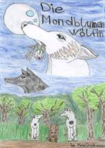 Cover: Die Mondblumenwölfin
