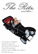 Cover: The Ritz, and then... - Ein Good Omens-Drabble