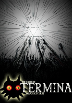 Cover: The Legend of Termina: Majora's Curse