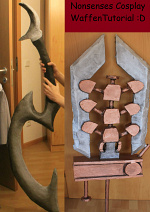 Cover: Cosplay Waffen Tutorial