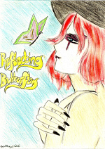 Cover: Reflecting Butterfly