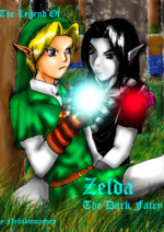 Cover: Zelda: The Dark Fairy