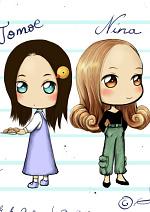 Cover: Nina & Tomoe