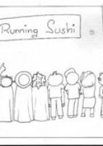 Cover: Running Sushi