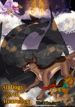 Cover: All Dogs go to Heaven - The Fallen Angel