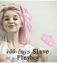 Cover: 100 Days Slave Of A Playboy